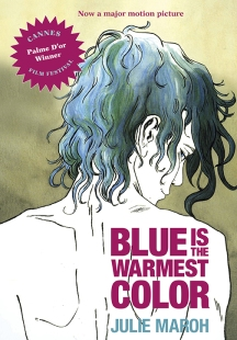 Blue in the warmest color