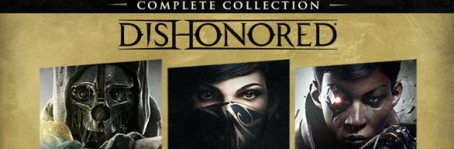dishonored coleccion