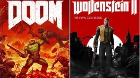 doom + wolf