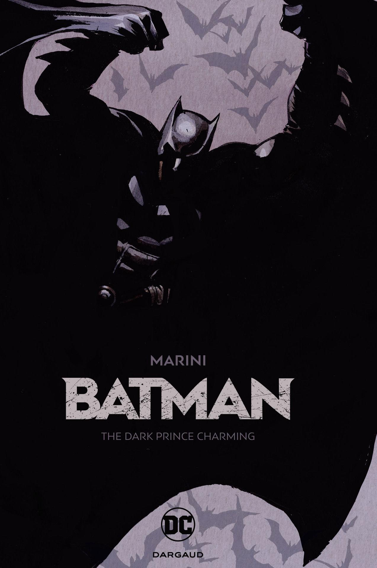 batman the dark prince charmig