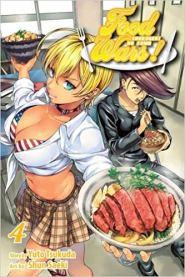 food wars 4
