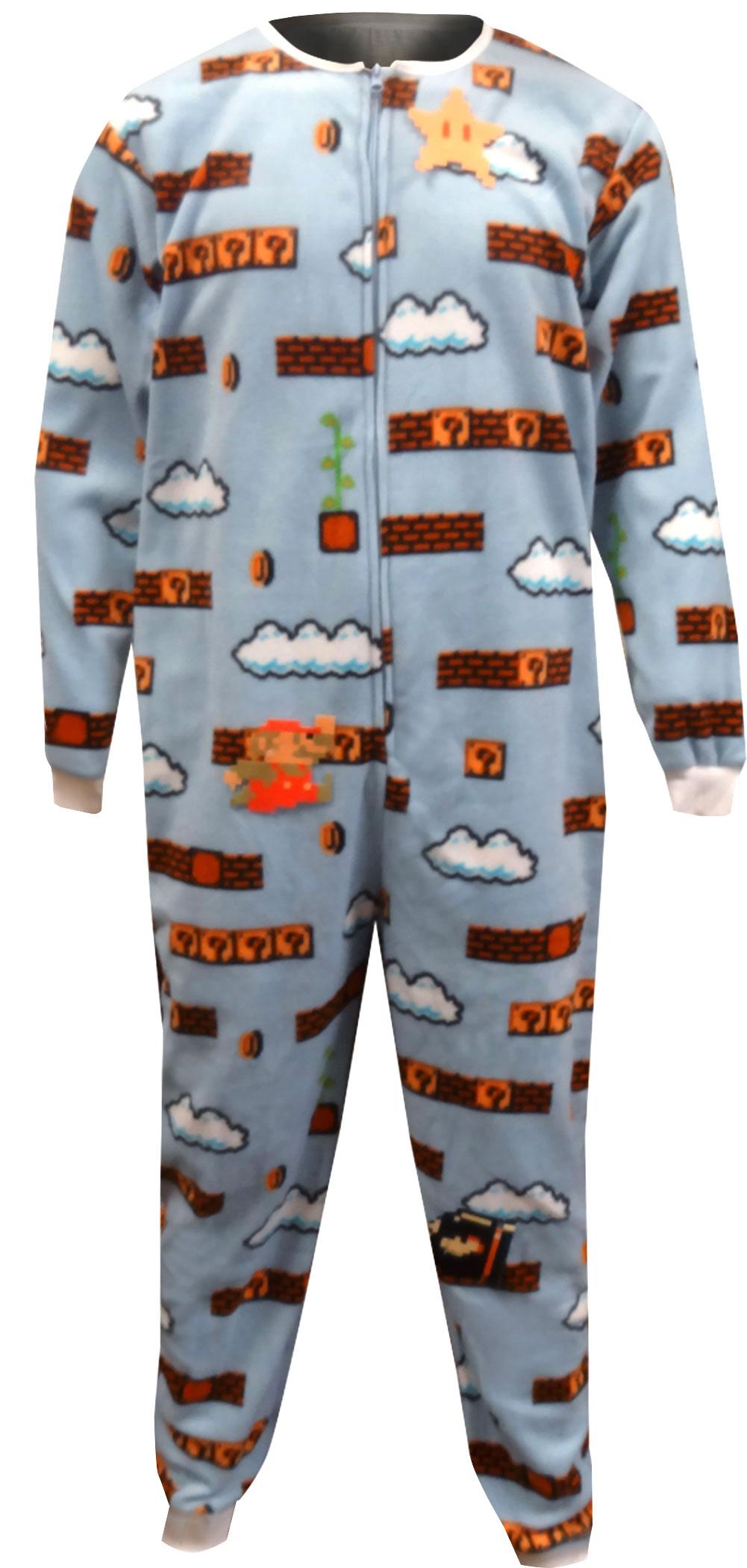 nintendo pijama