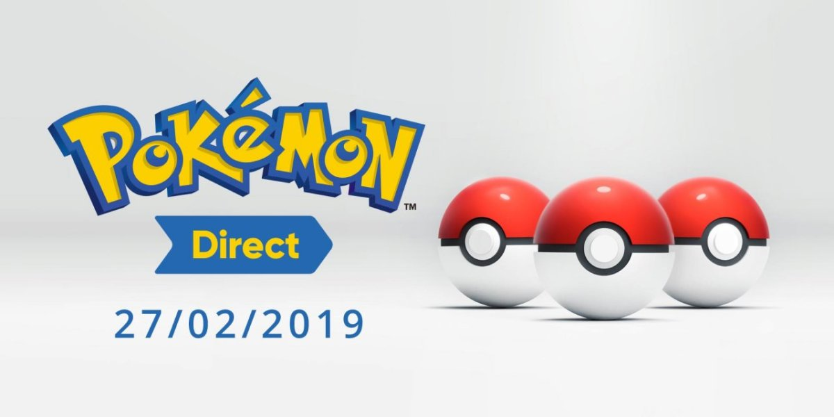 Pokémon Direct 27/02/19: Resumen y vídeo